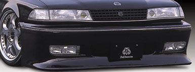 チェイサー 80系 フロントバンパースポイラー 塗装済 FINAL KONEXION(ファイナルコネクション)