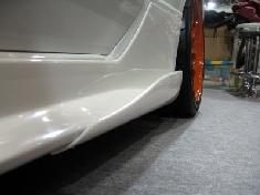 スカイライン R32 GT-R サイドディフューザー ショーリン