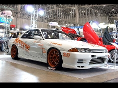 スカイライン R32 GT-R エアロ4点セット ショーリン
