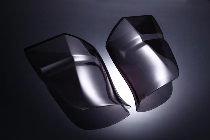 ステップワゴン 標準 RK1/2 スパーダ RK5/6 前期 スモークテールカバー デザイア アフェクション