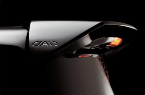 ヴォクシー ZRR70/75 リアウィング ZXエディション D.A.D ギャルソン