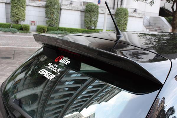 ポロ GTI リアルーフリップ(カーボン) Reife ガレージベリー