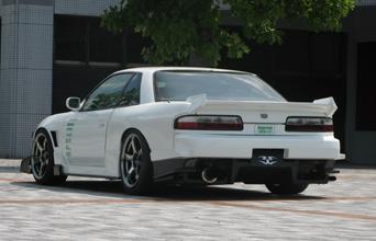 S-13シルビア TYPE-GT URAS ドラッグウイング 塗装済 TYPE-GT 塗装済 URAS, 吉野鶏めし:7a0829d6 --- officewill.xsrv.jp