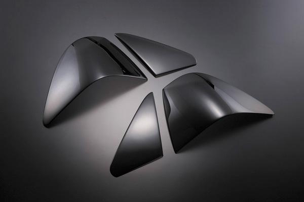 セルシオ 30 後期 ブラックテールカバー K-BREAK(ケイブレイク)