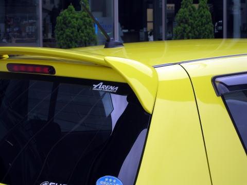 スウィフト スポーツ ZC31S サイドカバー 塗装済 ショーリン