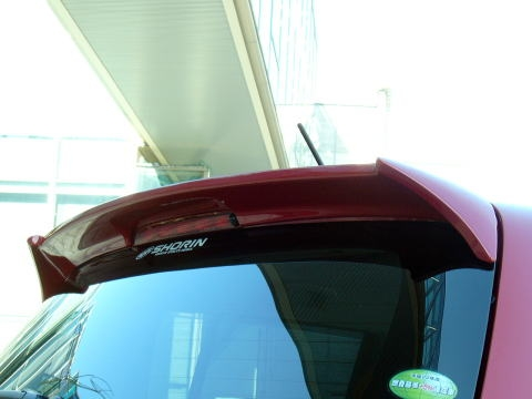 スウィフト ZC/ZD ショーリン 前期 リアウィング リアウィング 前期 塗装済 ショーリン, 和装ジュエリー:bcde7b24 --- officewill.xsrv.jp