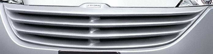 ステップワゴン RG フロントグリル 塗装済 ショーリン