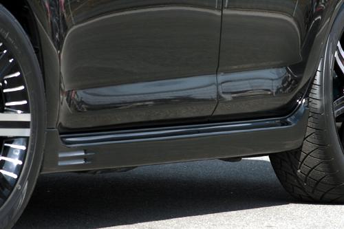 ヴァンガード 240S(ACA3#) 前期(2007/8 - 2010/1)サイドステップ 塗装済 ゼウス ラヴライン