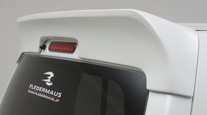 ワゴンR MH23S リアウィング 塗装済 レジーナ+K アルタイル フレーダーマウス