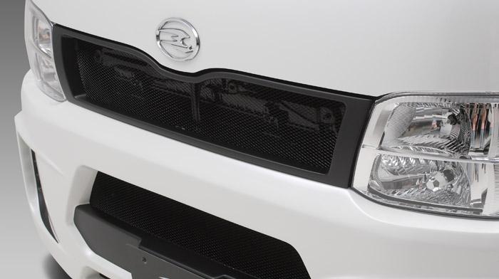 ハイエース 200系 3型 フロントグリル(アルミネット付) 塗装済 レジーナ アルタイル フレーダーマウス