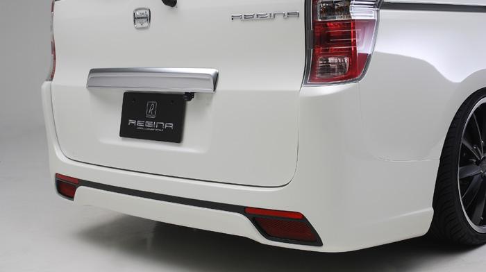 ステップワゴン RK リアスポイラー 塗装済 レジーナ フレーダーマウス