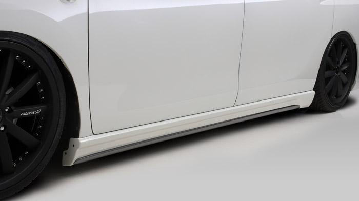 セレナ C26 前期 サイドスポイラー 塗装済 レジーナ アルタイル フレーダーマウス