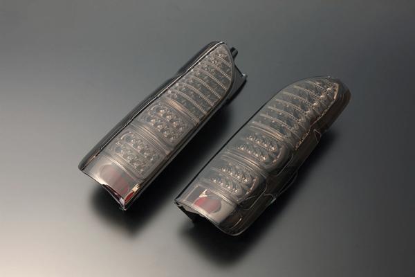ハイエース 200系 LEDテールランプ(オールスモーク) BRASSEN(ブラッセン)