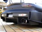 RX-7 FD3S リアディフューザー Type-GT 塗装済 ユーラス/URAS