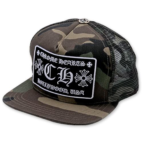 d90ec0f19 Trucker cap -CH positive patch / camouflage