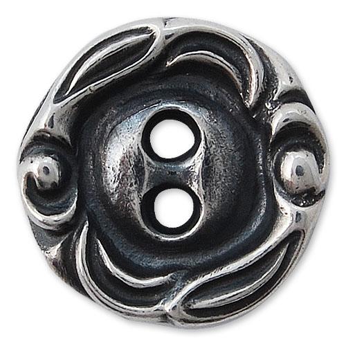 【LONE ONES ロンワンズ レナードカムホート Button ボタン】ヘロンボタン/5個セット【送料無料】