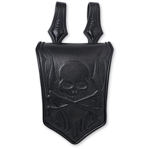 【Rizard Head リザードヘッド Hip Bag ヒップバッグ】モーターサイクルヒップバッグ#2/SIVATAモデル【送料無料】