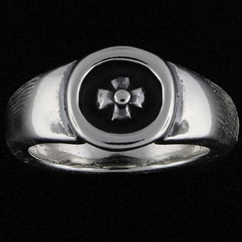【TRAVIS WALKER DOUBLE CROSS トラヴィスワーカー ダブルクロス Ring リング】マリブクロスリング【送料無料】