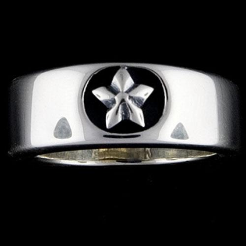【TRAVIS WALKER DOUBLE CROSS トラヴィスワーカー ダブルクロス Ring リング】スターリング【送料無料】