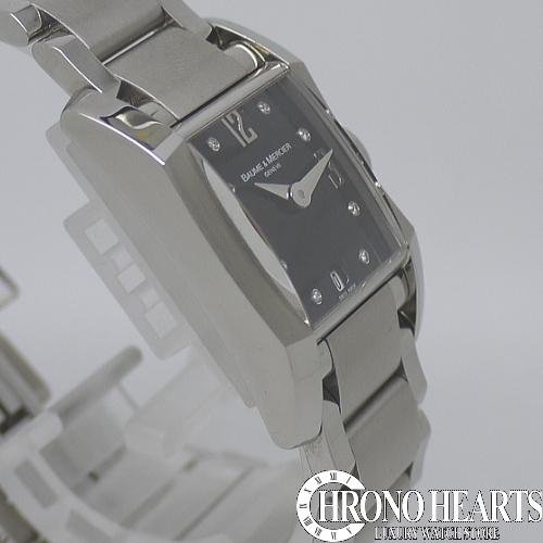 ボーム メルシェ BAUME MERCIER ディアマント 8Pダイヤ 腕時計送料無料PuZTOXik