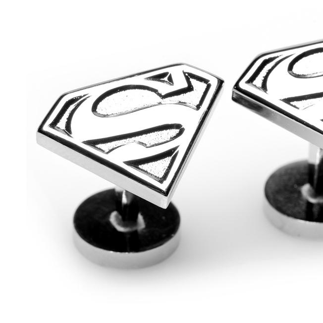 Cufflinks DC Comics Superman Shield
