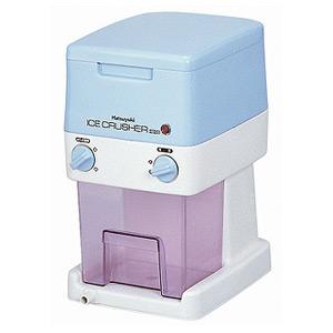 格安 場所をとらないコンパクトタイプ 全店販売中 電動式アイスクラッシャー HS-28 あす楽対応