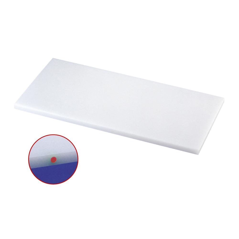 スーパー耐熱まな板 カラーピン付 SSWKP 赤
