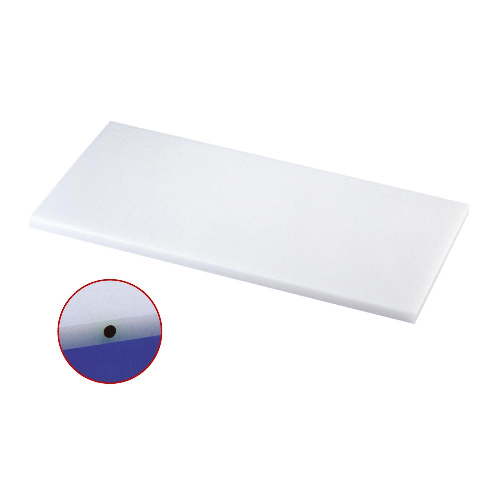 スーパー耐熱まな板 カラーピン付 SSWKP 黒