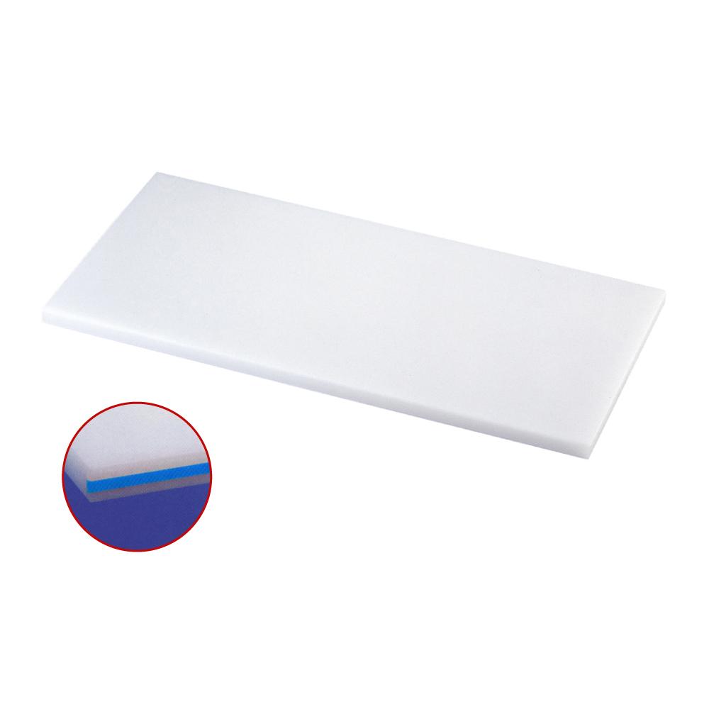 スーパー耐熱まな板 カラーライン付 30SWL 青
