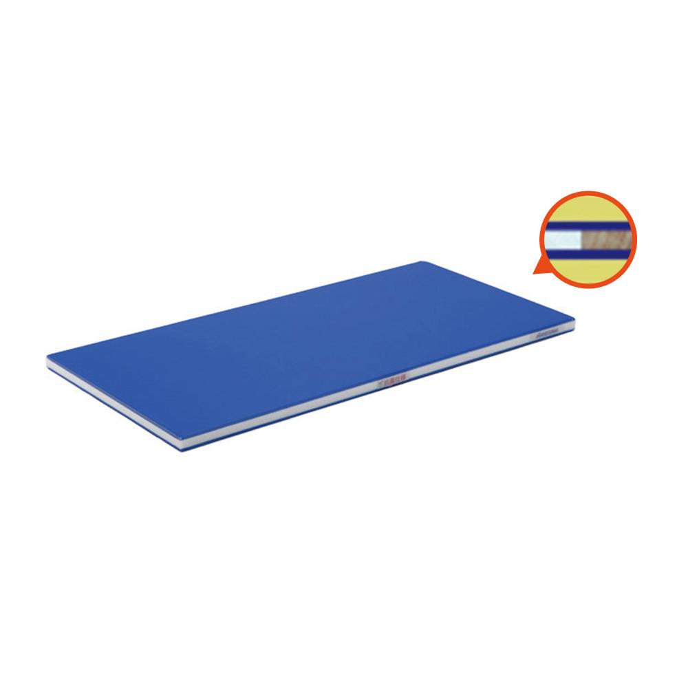 ポリエチレンブルーかるがる SDB25-6035 まな板 業務用 軽量