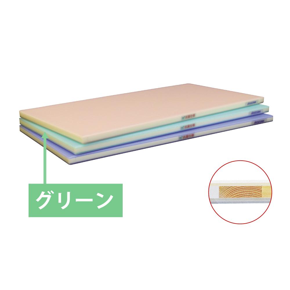 抗菌ポリエチレン全面カラー かるがるまな板 SLK18-6030WG まな板 抗菌