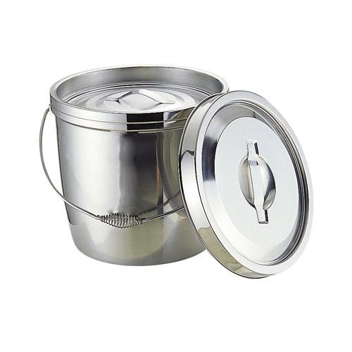 激安 MT 二重汁食缶 クリップ無 ツル取手 14L 当店オリジナル, CREO 2b7ccccc