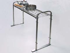キッチンのシステムラック SUI-001 ベースラック
