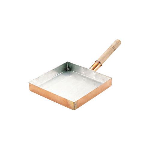 マル新 純銅製玉子焼き器(卵焼き器) 関東型 30cm