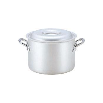 マイスター アルミ半寸胴鍋 60cm 業務用 寸胴鍋