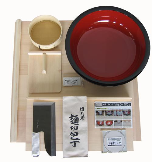 送料無料   A-1550 麺打セット 雅 そば打ち道具セット  楽ギフ_包装選択