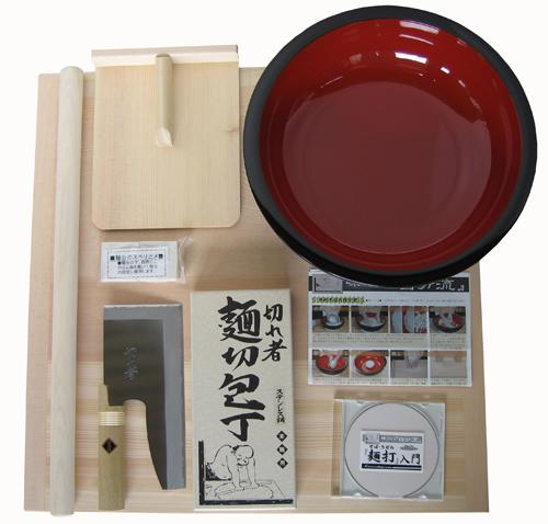 送料無料   A-1015 麺打ちセット そば打ち道具セット  楽ギフ_包装選択