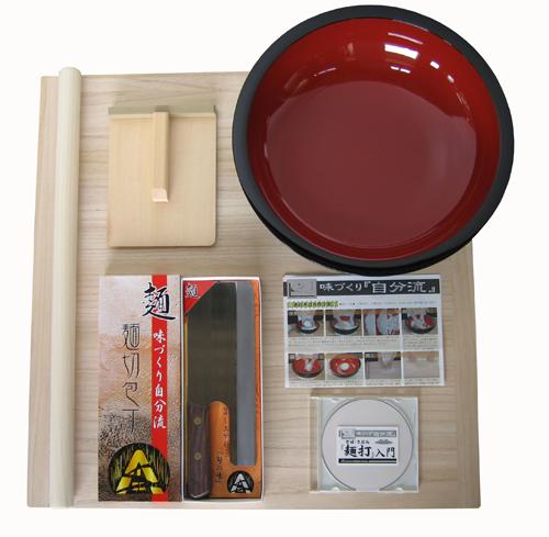 送料無料   A-1200 普及型麺打セット そば打ち道具セット  楽ギフ_包装選択 【あす楽対応】