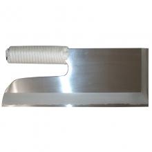 A-1024 別打麺切庖丁330mm そば打ち道具  蕎麦切り包丁  そば切り包丁  楽ギフ_包装選択