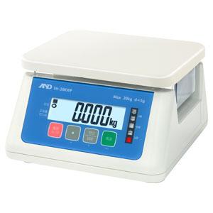 防水型デジタル秤30kg SH-30KWP 【あす楽対応】