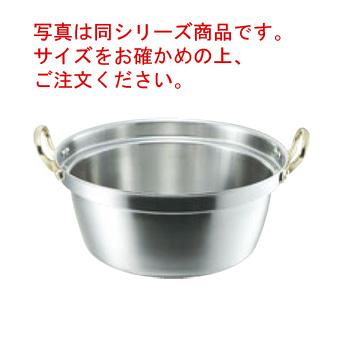キングデンジ 料理鍋(目盛付)42cm【料理鍋】【両手鍋】【NEW KING-DNJI】【電磁調理器対応】【IH対応】【ステンレス製】
