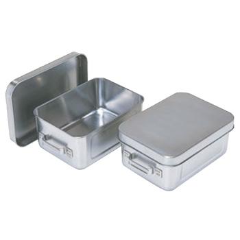 18-8 保温・保冷バット マイルドボックス 006【代引き不可】【食缶】【バット】