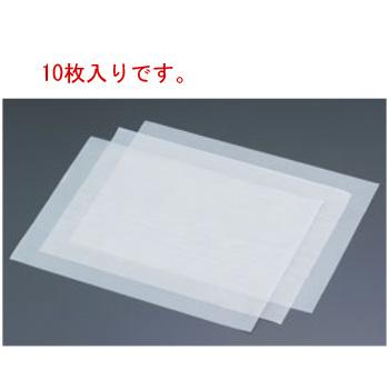 ホワイトベーキングシート(10枚入)6取浅 525×380【パンシート】