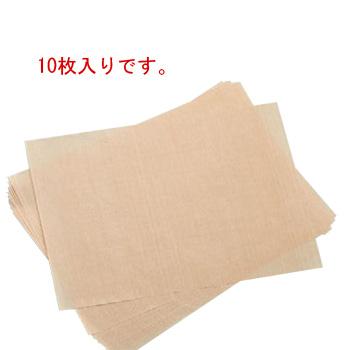 テフロンシート(10枚入)ガストロノームサイズ(500×300)【パンシート】