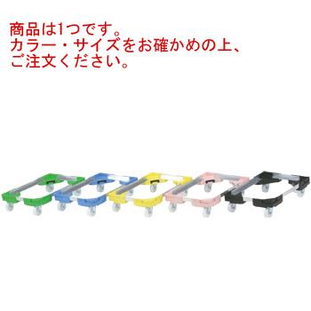 サンコー サンキャリーフリーSL-3 大型番重用 ブラック【台車】【ドーリー】【キャスター】【番重用】【バット】【コンテナ】【給食道具】【運搬】