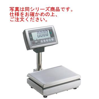 テラオカ 防水・防塵型デジタルはかり卓上型 DS-55S-WP 15kg【代引き不可】【デジタルはかり】【防塵はかり】【防水はかり】【台はかり】【デジタルスケール】【秤】【業務用】