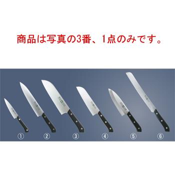 木屋 ニューエーデルワイス No.180 鎌型 18cm【包丁】【キッチンナイフ】