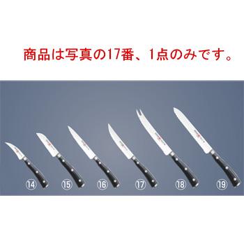 ヴォストフ クラシックアイコン ステーキナイフ(両刃)4096-12cm【包丁】【Wusthof】【キッチンナイフ】
