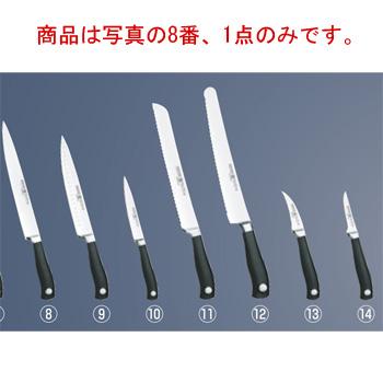 ヴォストフ グランプリ2 カービングナイフ(両刃)4525-20cm【包丁】【Wusthof】【キッチンナイフ】