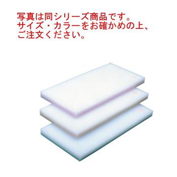 ヤマケン 積層サンド式カラーまな板 M-125 H23mm濃ブルー【代引き不可】【まな板】【業務用まな板】